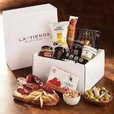 tapas party gift box sler