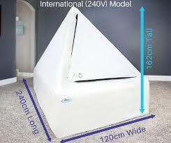 build a sensory deprivation chamber
