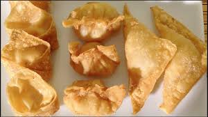 Fried Wontons With Cream Cheese ...