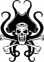 Pirate Sticker 26 Pirate Stickers Elkhorn Graphics Llc