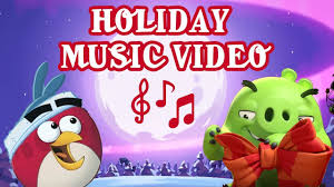 Angry Birds - Holiday Music Video 2017 - YouTube