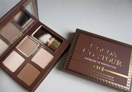 makeup cocoa contour chiseled