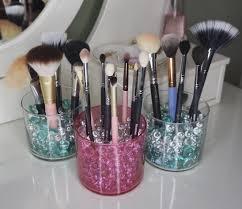 makeup brush holder diy best your self