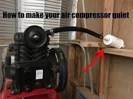 how to make a air compressor