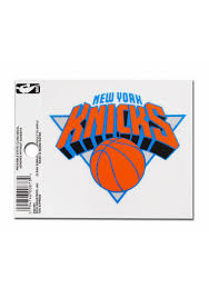 Shop New York Knicks Decals Static Clings Car Accessories