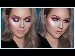 gigi hadid bold glowy mermaid makeup