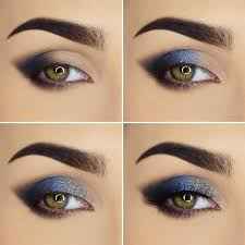 36 cool makeup looks for hazel eyes and