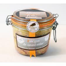 foie gras entier privilège médaille