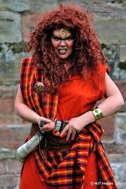 Lesley Smith as Boudicea by MichaelJTopley on DeviantArt