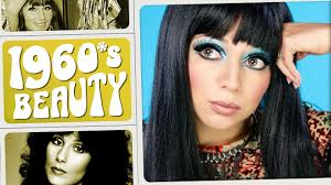 1960s cher makeup tutorial throwback
