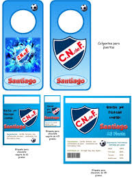 Kit Imprimible Nacional Personalizable Tarjetas Cumpleanos