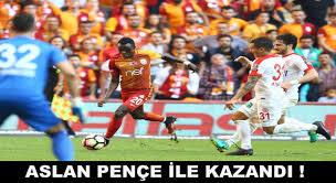 Galatasaray Antalyaspor'u Kendi Sahasında 3-2 Mağlup Etti – Haberegider Blog