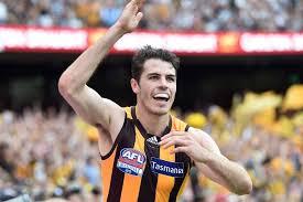 Isaac Smith celebrates a goal - ABC News (Australian Broadcasting  Corporation)