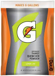 gatorade 6 gallon powder
