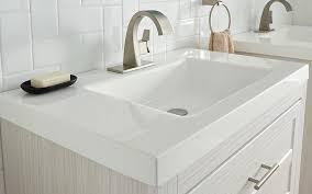 best bathroom vanity tops the home depot