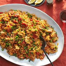 slow cooker paella rachael ray in season