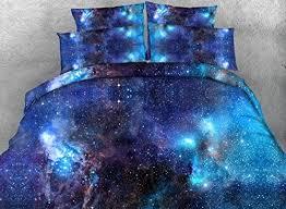 comforter sets queen size luxury blue