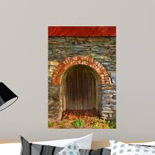 Arched Portal Wall Decal Wallmonkeys Com