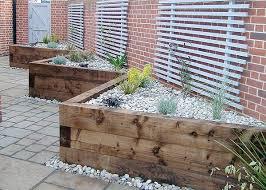 diy garden retaining walls the garden