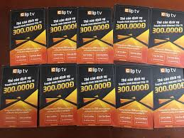 Thẻ Clip TV 300k 7 tháng: Mua bán trực tuyến Tivi Box với giá rẻ