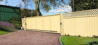 Garden Fencing Gates Railings Colourfence Harrow Colourfence