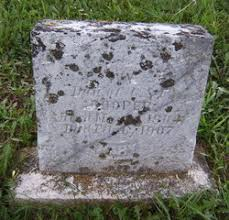 Ivy Newman Cooper (1904-1907) - Find A Grave Memorial