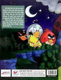 Sách Angry Birds Comics - Kể Chuyện Đêm Khuya - FAHASA.COM