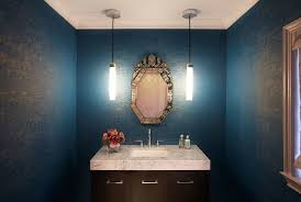 spotted venetian style mirrors