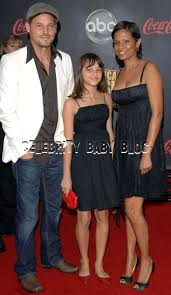 Justin Chambers and family attend American Music Awards