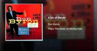 Kiss of Meyer | Kiss, Byron, Meyer