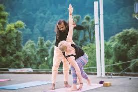 yin yoga teacher in rishikesh