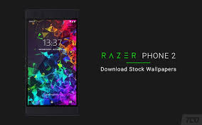 razer phone 2 stock wallpapers