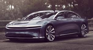 Production Lucid Air Electric Sedan To ...