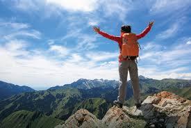 pelajaran yang bisa anda dapatkan dengan mendaki gunung