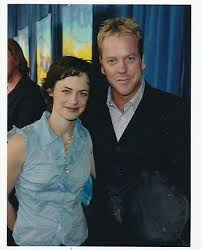 KIEFER SUTHERLAND/SARAH CLARKE/24/8X10 COPY PHOTO BB9023 at Amazon's  Entertainment Collectibles Store