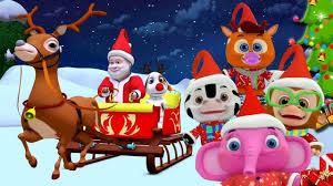 Kênh thiếu nhi - Jingle Bell Dành Cho Bé - Nhạc Giáng Sinh An Lành ...