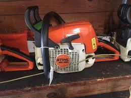 2010 stihl ms 290 farm boss chain saw