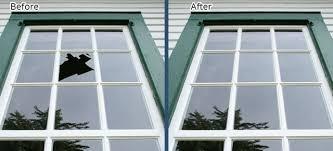 window and glass repairs broken