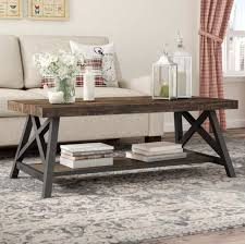 rustic coffee tables that you need to