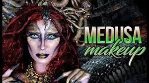 medusa halloween makeup tutorial how