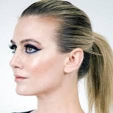 an aspiring professional makeup artist