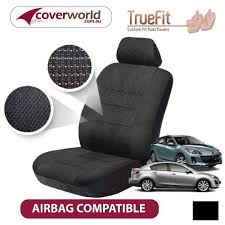 seat covers for mazda 3 hatchback