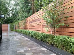 Free Deck Designer Home Depot Software Fence Design Lowes Big Hammer How To Draw Site Plan Stunning Of Home F Modern Garden Design Modern Garden Fence Design