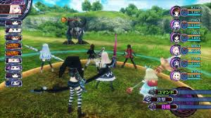 Fairy Fencer F Advent Dark Force System