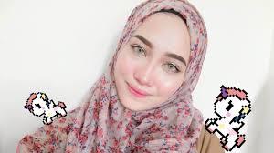 insram makeup sweet simple glitter