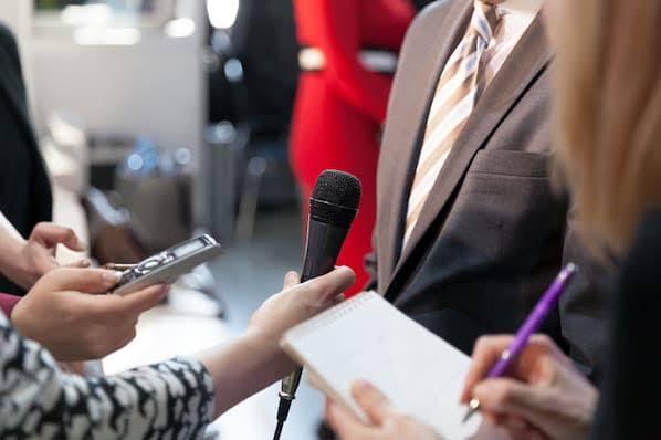 Ilustrasi jurnalis