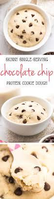protein cookie dough recipe