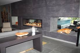 indoor fireplace wall for decorative