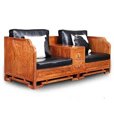 solid wood sofa living room sofa custom