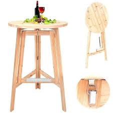 bar height table outdoor furniture